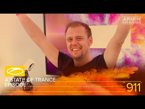 Armin Van Buuren & Garibay - Phone Down (Asot 911) video