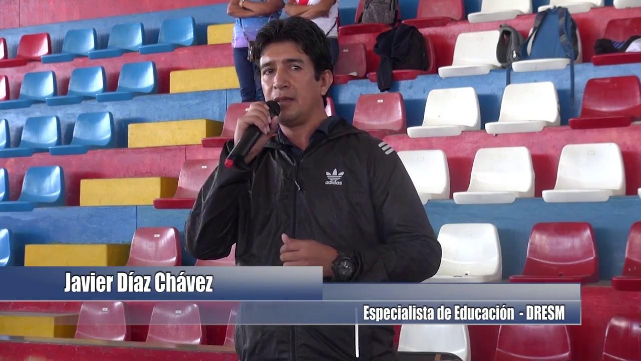 """En el Coliseo Ayaymama de Moyobamba se inauguró los JDEN disciplina de Vóley categoría """"B"""""""