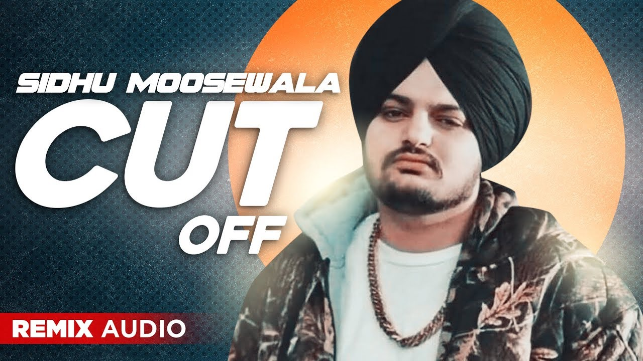 Cut Off lyrics song | Sidhu Moosewala | Latest song Sidhu moosewala