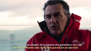 Es el director general de MAPFRE en la Volvo Ocean Race además
