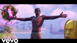 Travis Scott - Highest In The Room (Official Fortnite Music Video) - @trvisXX