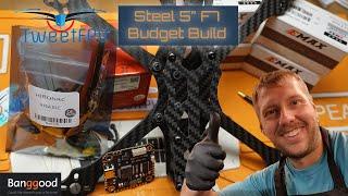"Steel 5"", Budget F7 build, Q&A, channel news 1/3/2021"