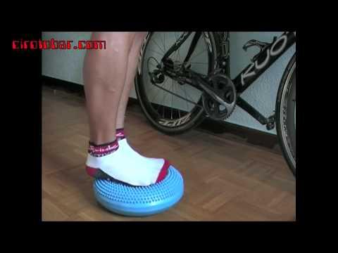 propiocepcion, estabilidad, equilibrio, fuerza en el tobillo.