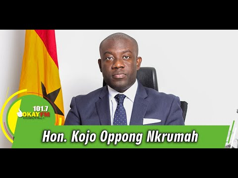 Government Seeks Approval For 15.6 BN To Pay Depositors- Kojo Oppong Nkrumah