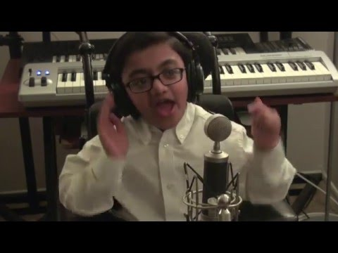 "Eminem - ""Not Afraid"" Clean Cover By Sparsh Shah (PURHYTHM) Mp3"