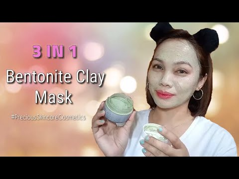 Mask moisturizing buhok una