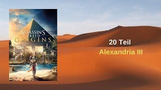 20 Teil #Serapis #Assassin`s Creed Origins Gameplay German Deutsch XB1