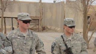 """""""Им на все плевать!"""": Aмериканский солдат о встрече с русскими"""