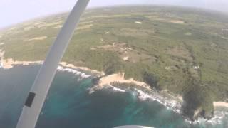 preview picture of video 'La Guadeloupe vue du ciel par Mymy'