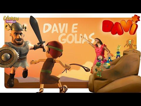 Música Davi e Golias