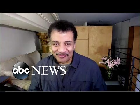 Neil deGrasse Tyson tackles cosmic questions