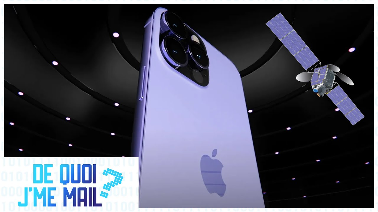 Le prochain iPhone pourrait-il se connecter aux satellites ?  DQJMM (2/2)