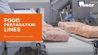 FOOD PREPARATION LINES