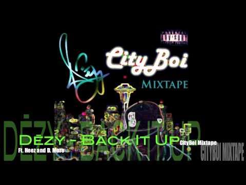 Dēzy -  Back It Up.mov