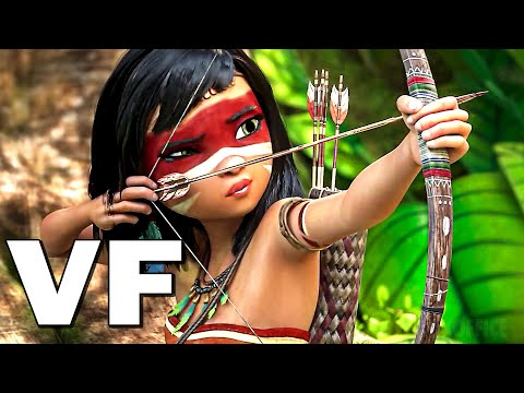 Film AINBO Bande Annonce VF (Animation, 2021) Mai 2021