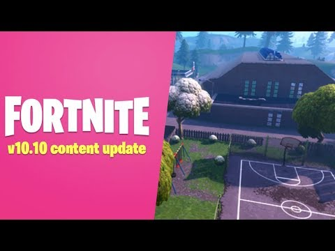 COUNTDOWN TOO V10.10 CONTENT UPDATE/ FORTNITE SEASON X GRIND / ROAD TOO 1.2K SUBS