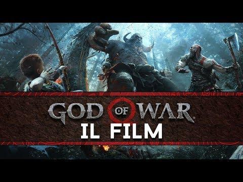 God of war  2018   il film   ita