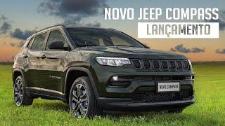 Novo Jeep Compass - Lançamento