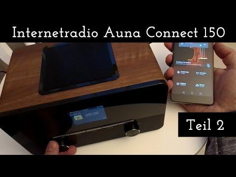 Internetradio Auna Connect 150 - Soundtest / Soundcheck (Teil 2)