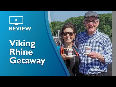 What's a Viking Rhine Cruise really like? (4K video review)
