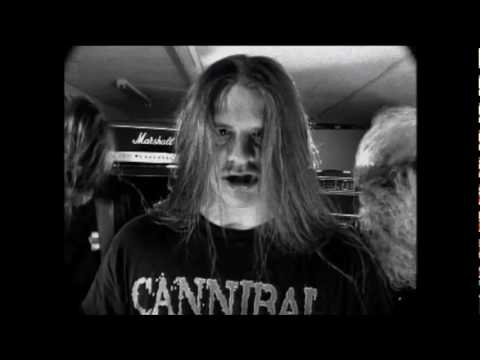 Cannibal Corpse - Sentenced To Burn (OFFICIAL VIDEO)
