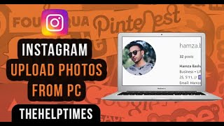 How to Post Images on Instagram From PC Or Laptop (2019) - Instagram Guide