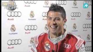 Watch This Funny Video About Christian Ronaldo