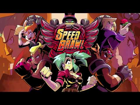 Speed Brawl Gameplay Trailer thumbnail