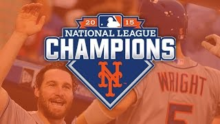 2015 New York Mets TRIBUTE Video - A Journey to Remember - National League Champions !
