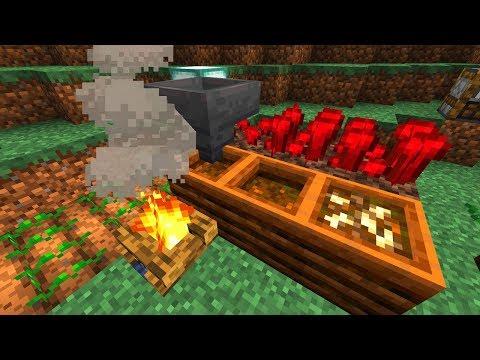 Neues Update 1.14! Kompostierer & Knochenmehlfarm! - Snapshot 19w03a - Minecraft 1.14 Update