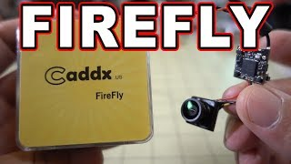 Caddx Firefly FPV Camera VTX Review & Giveaway ????????