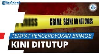 Obama Cafe Tempat Pengeroyokan Anggota Brimob Polri hingga Tewas di Jakarta Selatan Ditutup Permanen