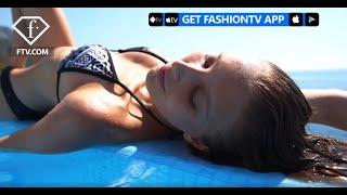 Hot Summer Photoshoot in Montenegro   FashionTV