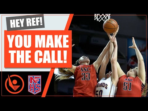 Hey Ref! You Make the Call - Bonus Free-Throws? Basketball ...