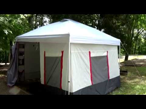 Download Ozark Trails Instant Cabin Tent 20 X 10 Inch Video 3GP Mp4