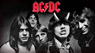 AC DC - Back In Black (Bon Scott)