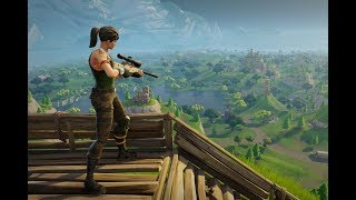 Friday Fortnite Stream: On the Hunt for Heavy Sniper - IGN Plays Live