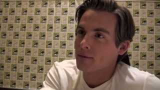Кевин Зегерс, SDCC 2013: Interview with The Mortal Instrument's Kevin Zegers