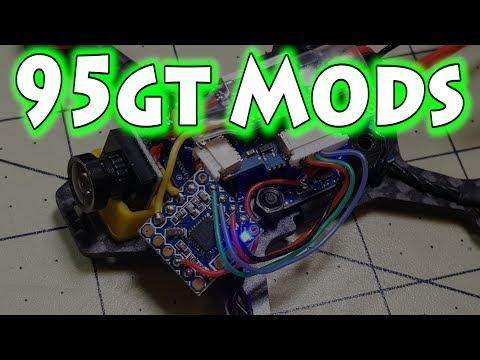 KingKong 95GT OSD & other Mods!