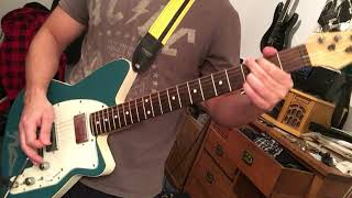 AC/DC: Gimme A Bullet - Guitar Cover