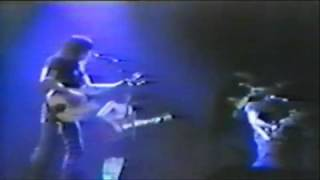 AC/DC What Do You Do For Money Honey Live Largo 1981
