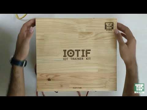 Iotif Iot Trainer And Prototype Board
