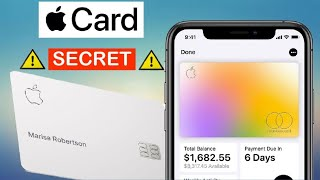 The TRUTH Behind Apple Card