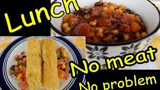 Daniel Fast | Lunch  Recipes| Video #3