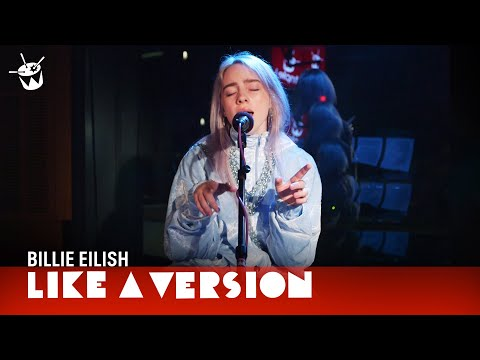 Billie Eilish - 'bellyache' (live for Like A Version)