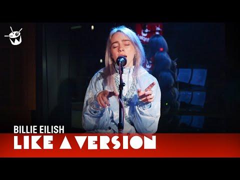 Billie Eilish - 'bellyache' (live for Like A Version)