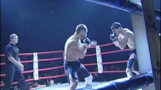 Бои без правил Рустам Богатырев  VS Иван Косов