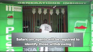 BREAKING NEWS: Safaricom releases new requirements for withdrawing and depositing money on M-Pesa