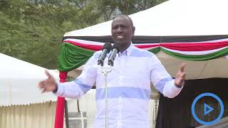 DP Ruto is open to the idea of working with ODM leader Raila