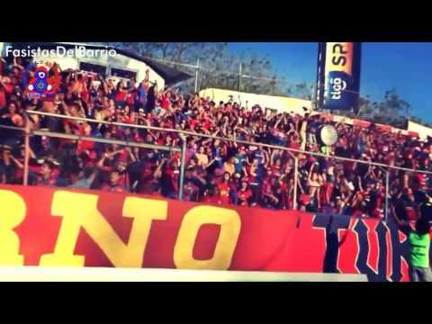 """Hinchada de CD FAS Turba Roja Vlbo no existis [Barras Bravas Centro América]"" Barra: Turba Roja • Club: Deportivo FAS"
